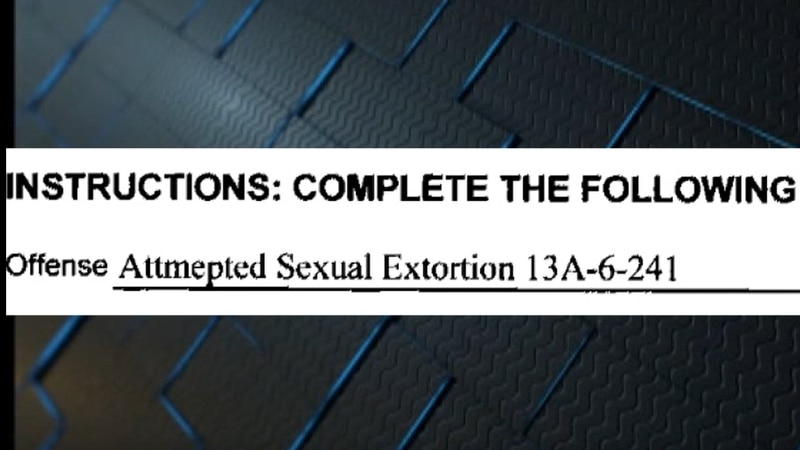 A man is arrested after three UA female students claim he tried to extort them over explicit...