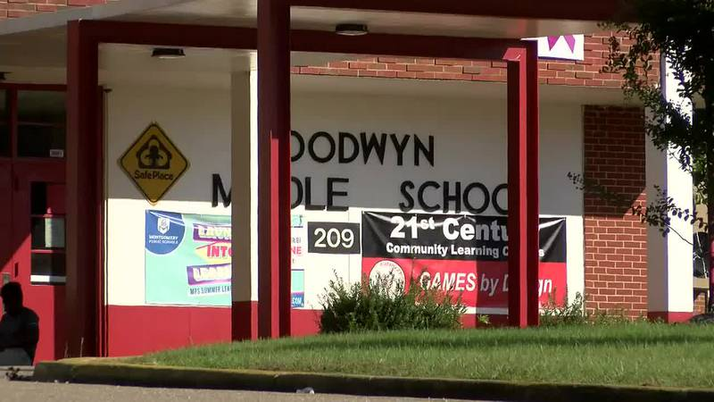 Goodwyn Middle School temporarily closes due to COVID-19