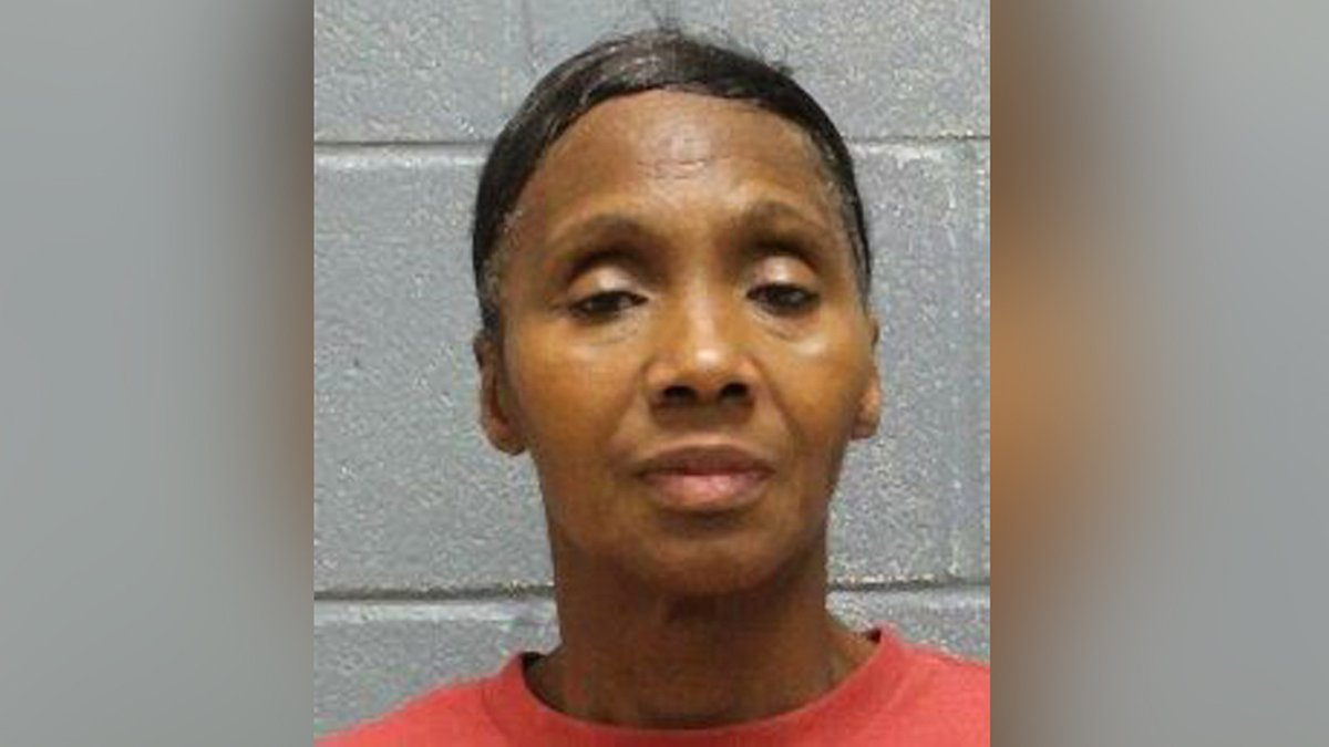 Kathy Ann Whitfield is charged with felony drug trafficking in Lee County, Alabama.