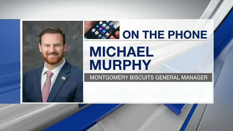 Montgomery Biscuits manager talks latest happenings