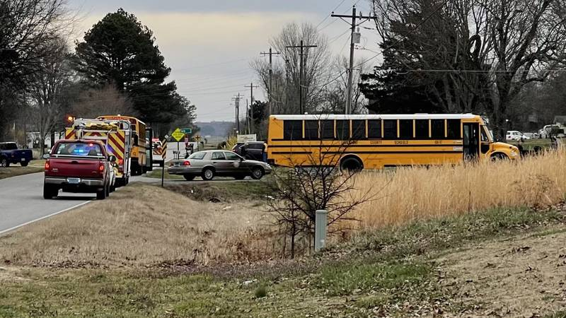 East Limestone student struck by vehicle Thursday