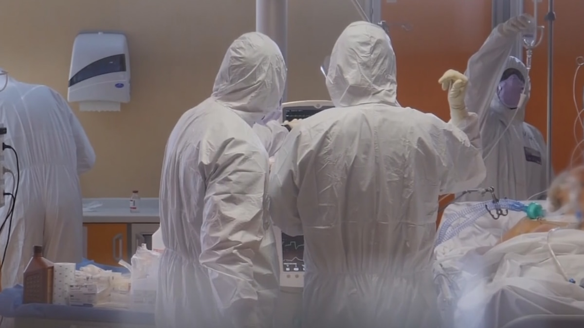 Hospital officials say the demand for registered nurses greatly outweighs the current supply...