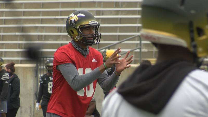 Alabama State is coming off a 42-17 win over Mississippi Valley State on April 10.