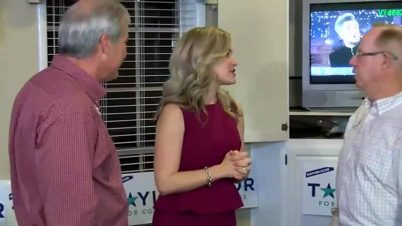 Jessica Taylor to run in Alabama's US Senate Race