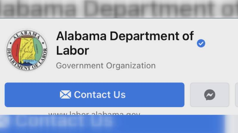 The Labor Department has been a target for scammers recently, so much so, it had to shut down...