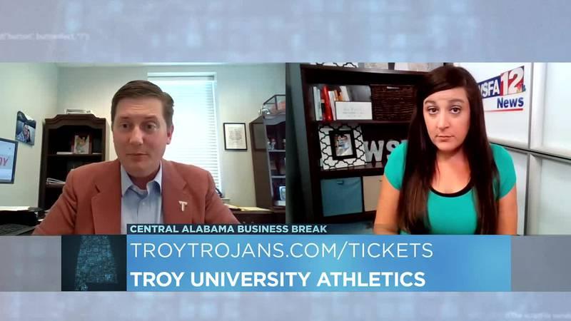 Troy University Athletics
