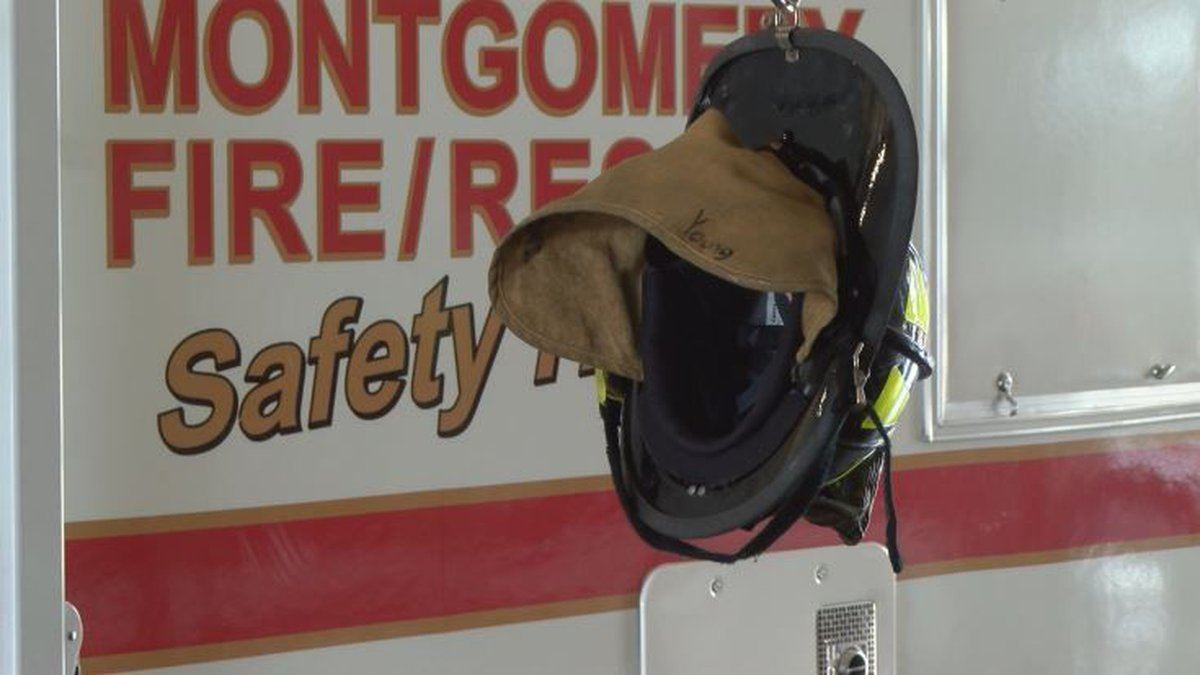 Lt.Jason Cupps, with Montgomery Fire/Rescue, said the department sees an increase in...