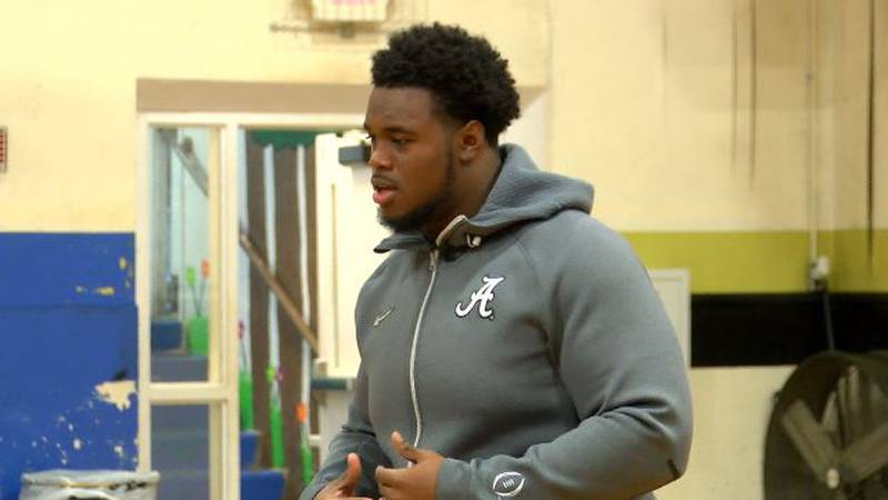 Former Wetumpka offensive lineman Brandon Kennedy is ready for a shot in the NFL after a...