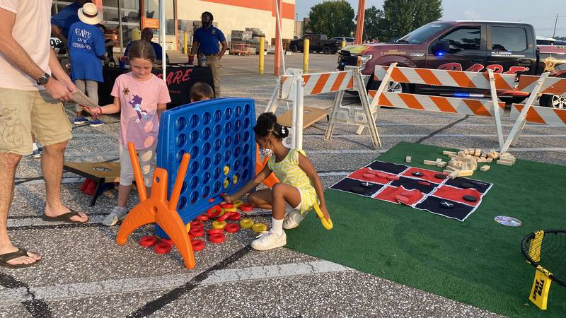 National Night Out was held in Montgomery on Aug. 3, 2021.