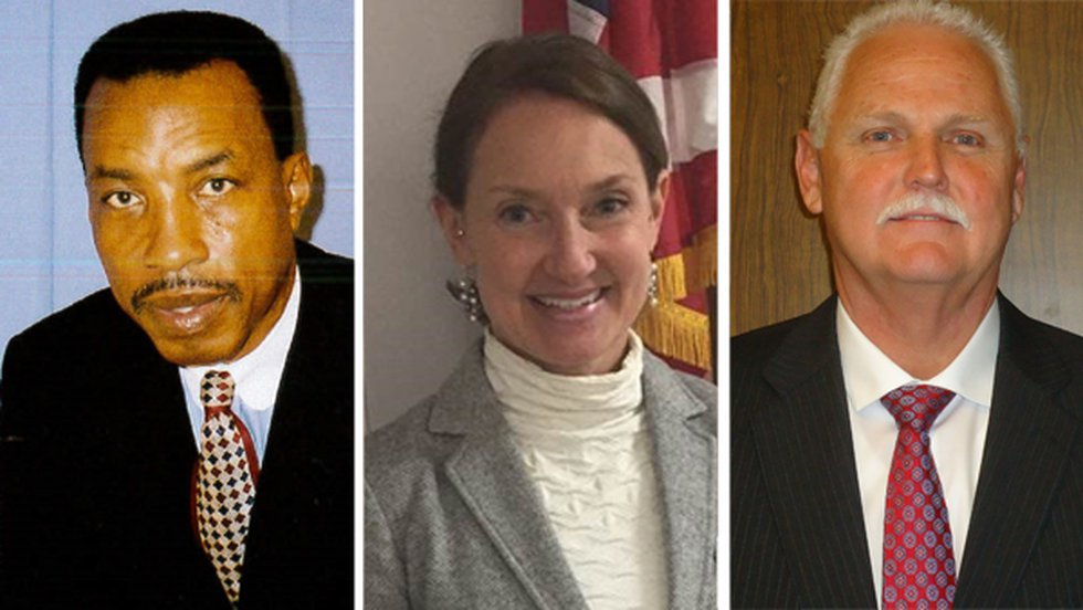 The ABPP is made up of three members, L-R, Cliff Walker, Lyn Head, and Dwayne Spurlock.
