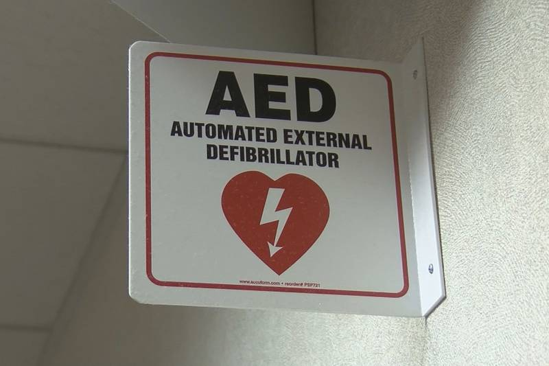 The city recently installed 114 new automated external defibrillators.