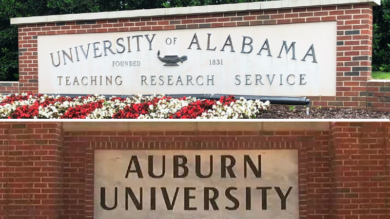 A new federal order now requires employees under the University of Alabama system and Auburn...