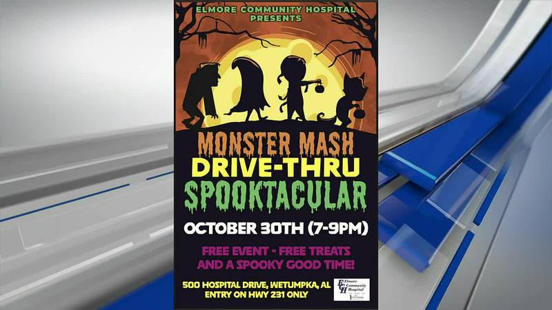 12 Talk: Elmore Community Hospital Monster Mash Drive-thru Spooktacular