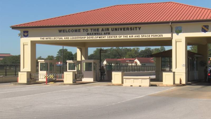 Maxwell Air Force Base in Montgomery is the location of FEMA's Incident Support Base.