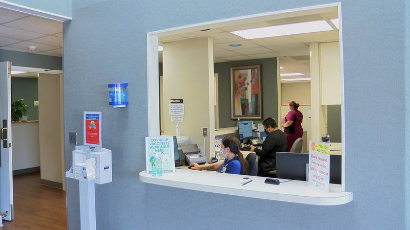 Professional Pediatrics at The Jackson Clinic reports seeing an uptick in children testing...