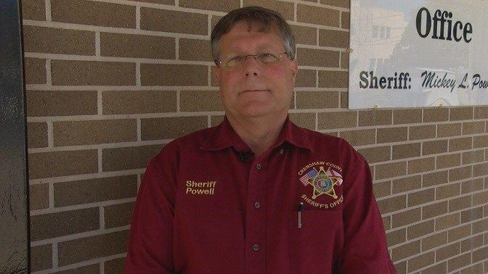 Sheriff Mickey Powell (Source: WSFA 12 News)