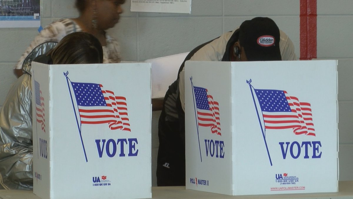 Thousands of Alabamians took advantage of absentee voting in this year's presidential election...