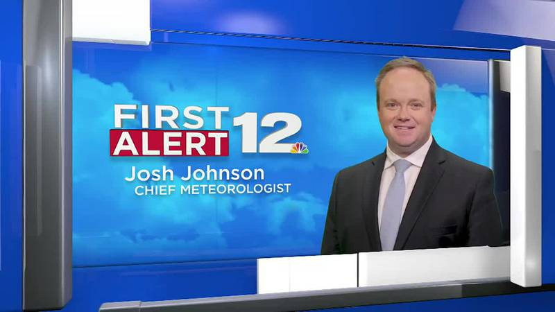 Josh Johnson's Monday evening forecast