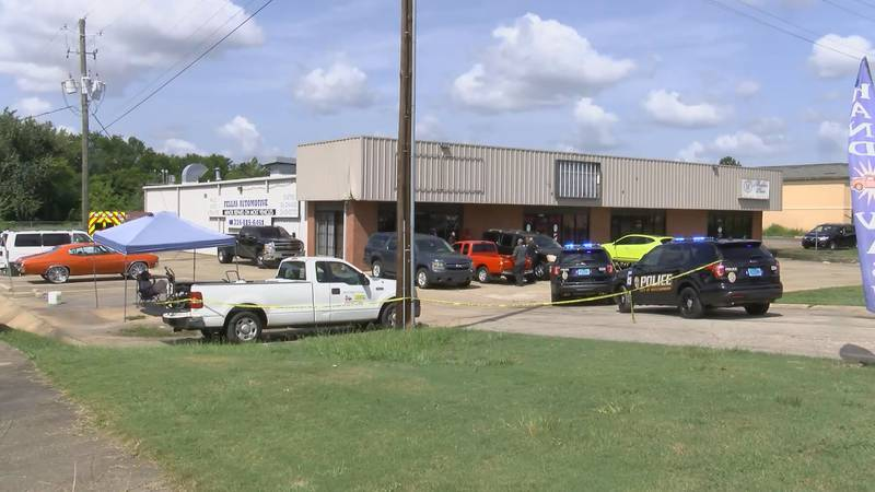 Montgomery police say someone was shot in the 2600 block of East South Boulevard on Aug. 26,...