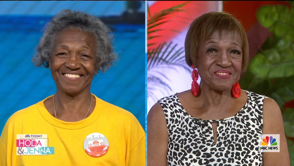 """Lou Ethel Stricklin from Montgomery received an ambush makeover on the """"Today Show"""" Thursday..."""