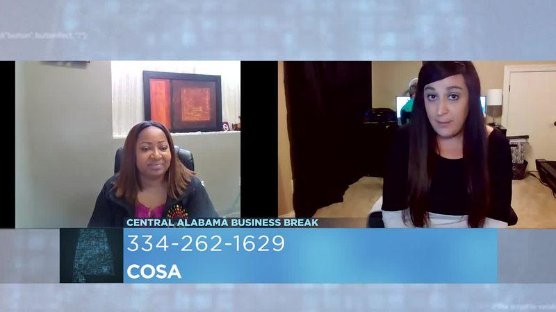 Central Alabama Business Break - COSA