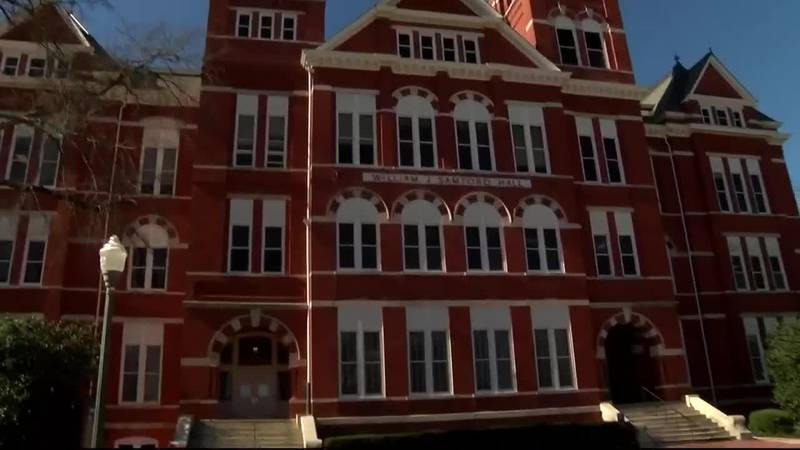 Auburn University's Army ROTC program is doing special events in honor of the lives lost on...
