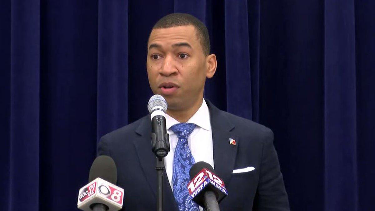 Montgomery Mayor Steven Reed discusses the city's response to coronavirus.