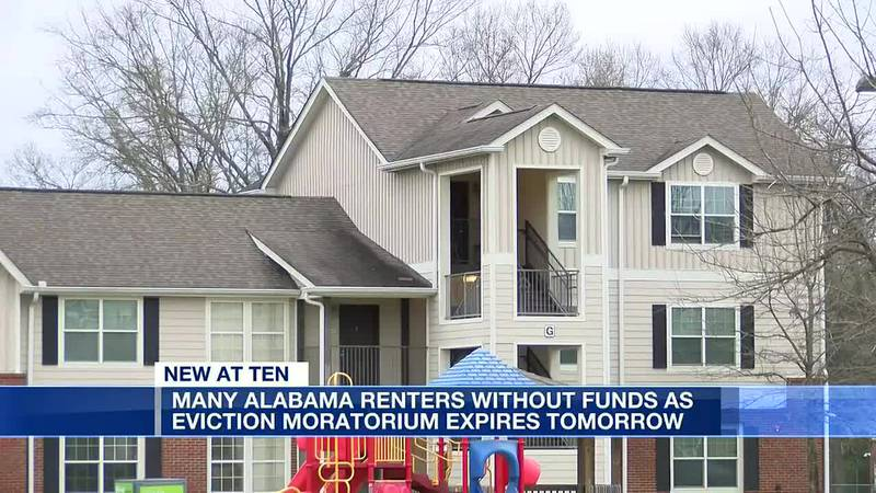 Alabama renters could face eviction; emergency relief available