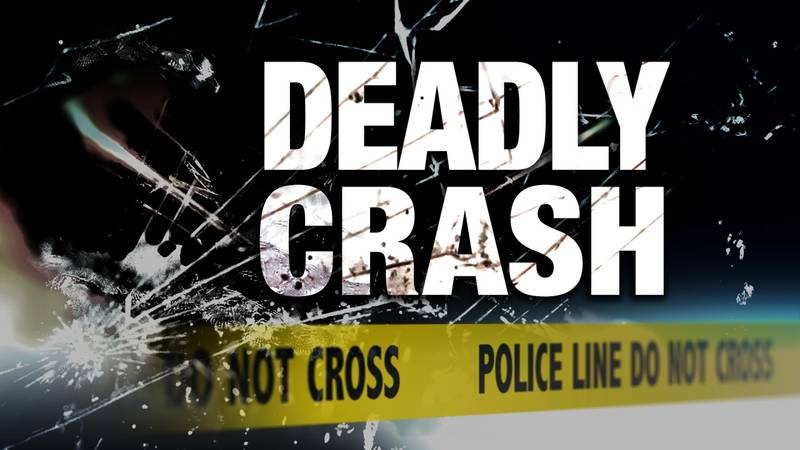 The crash happened in the 3000 block of Lafayette Parkway just before 5p.m. Monday.