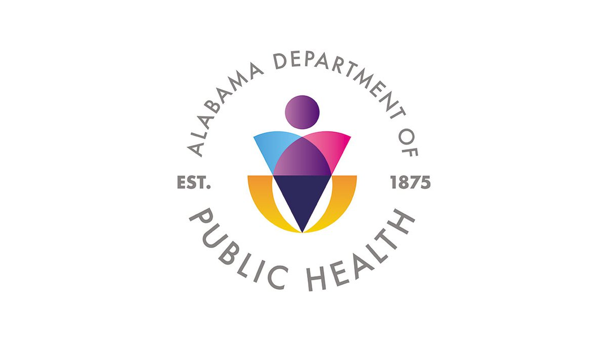 The Alabama Department of Public Health unveiled a new seal in August.