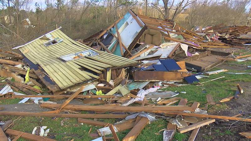 Fultondale is in recovery mode following a tornado that ripped through the small community...