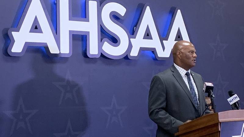 Alvin Briggs has been named the new executive director of the Alabama High School Athletic...