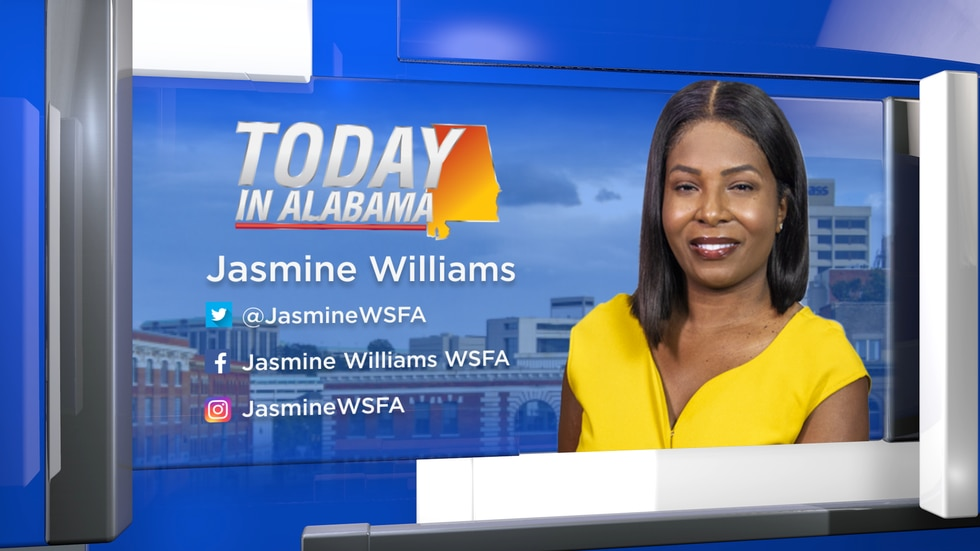 Jasmine Williams is the new co-anchor of Today in Alabama on WSFA 12 News. You can see her...