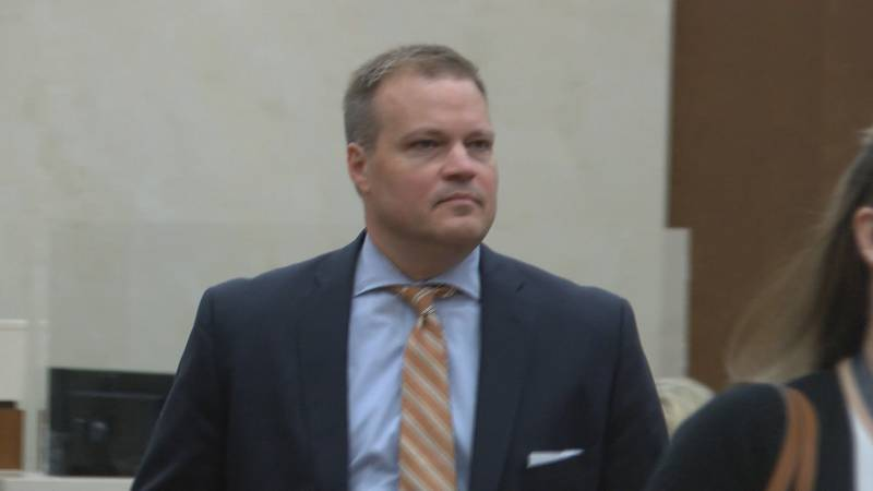 Former Lee County District Attorney Brandon Hughes officially has a set court date.