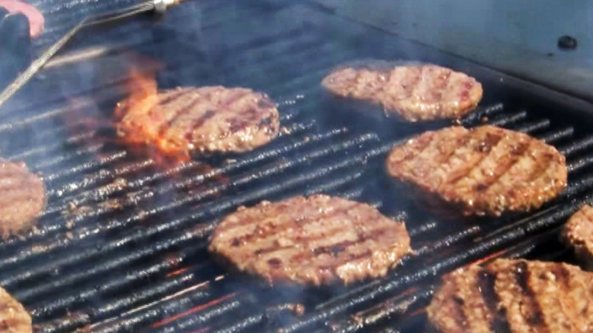 Keep meat, poultry, and seafood refrigerated until you're ready to grill.