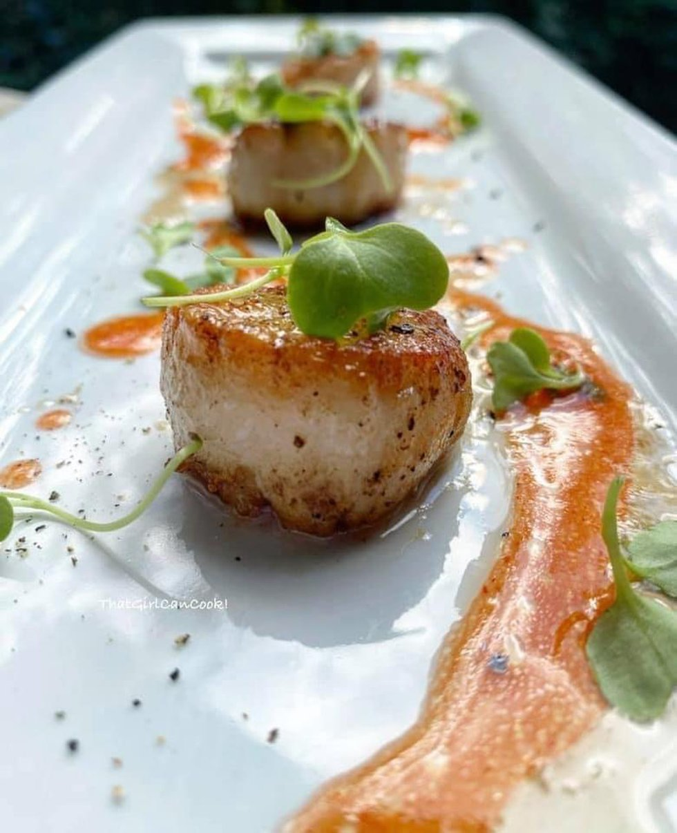 Some of Kayla Hardin's dishes. The Montgomery resident appears on the Aug. 19, 2021 episode of...
