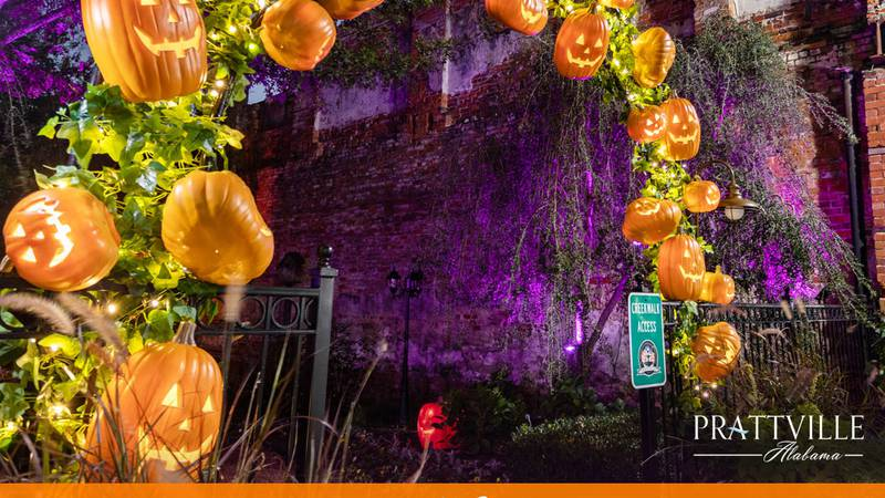 The City of Prattville kicks off its 3rd annual Parade of Pumpkins Friday!