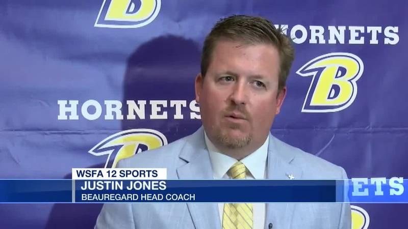Justin Jones new head coach at Beauregard