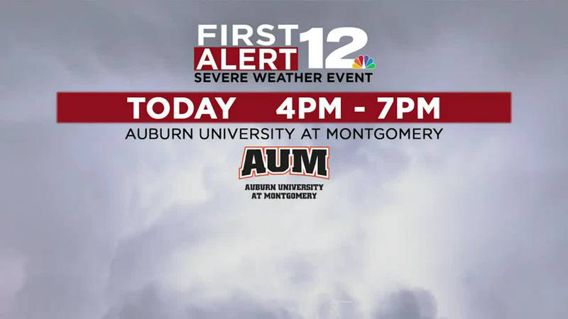 WSFA First Alert Severe Weather Event