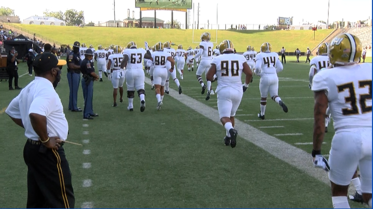 The Alabama State Hornets came out with a win against the Miles College Golden Bears in the...