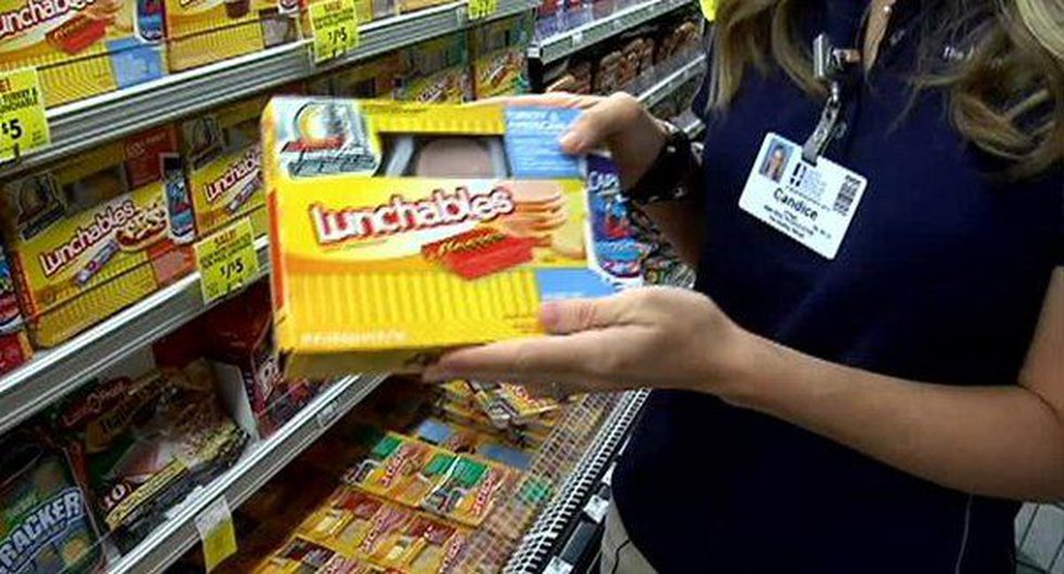 Where are all the Lunchables?