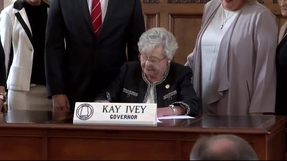 GF Default - Gov. Ivey signs parole board bill but what?s next?