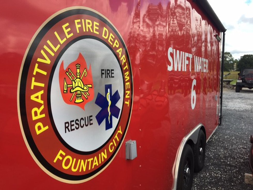 PFD's Swift Water Rescue Team got the call to head Shelby Count early Thursday morning.