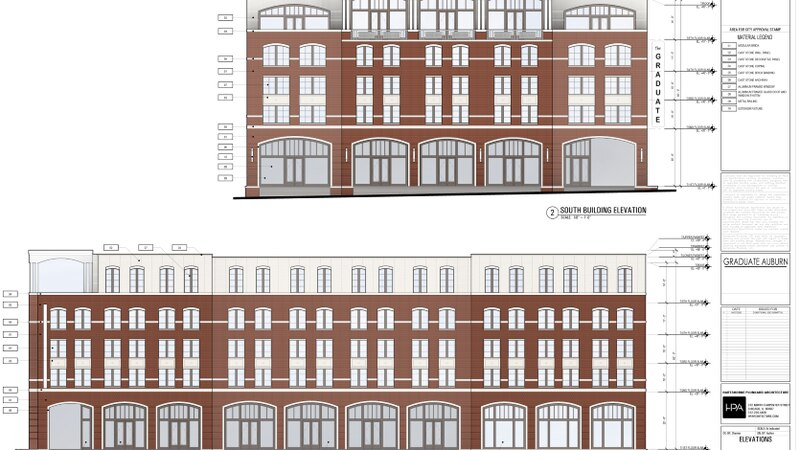 New hotel project approved by Auburn planning commission