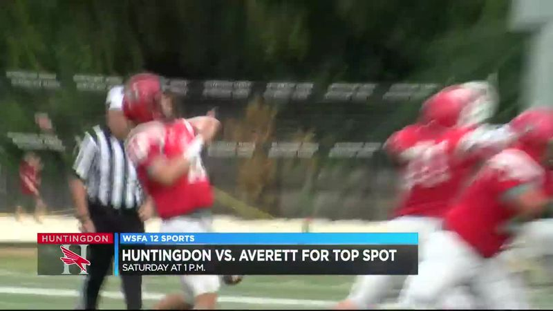 Huntingdon to battle Averett for top spot