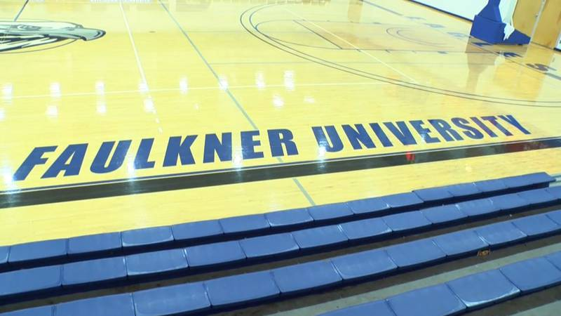 Faulkner men's basketball season ends with Faulkner not having a chance to play in the national...