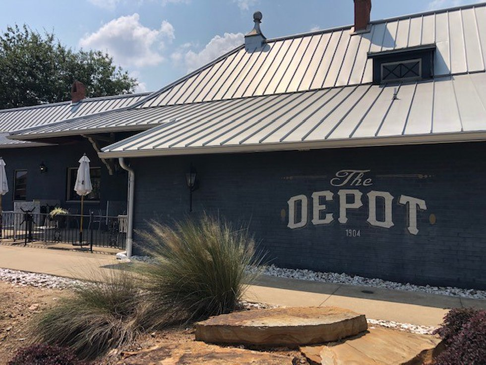 Chef Scott Simpson with The Depot in Auburn is set to compete for the King or Queen of Seafood...