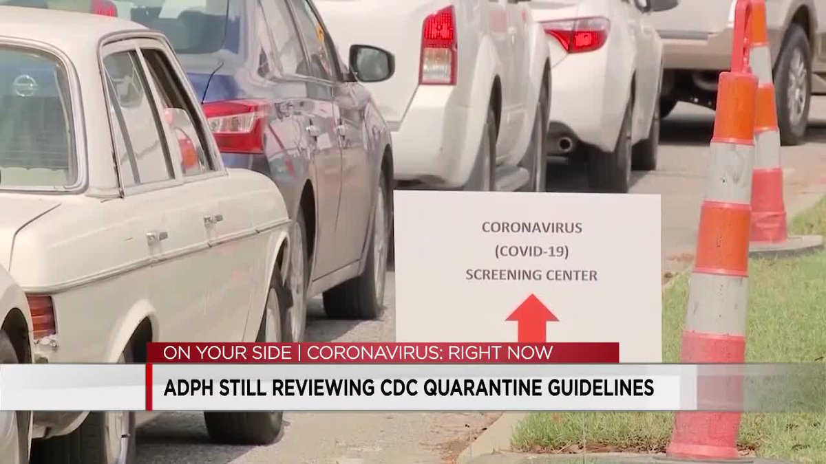 ADPH still reviewing CDC quarantine guidelines