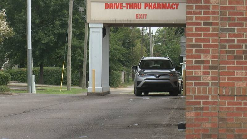 CVS Health has opened 13 drive-thru COVID-19 testing sites across the state.