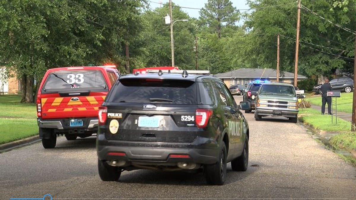 Montgomery police say a man was shot in the 3000 block of Renee Drive on June 11, 2021.